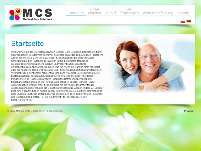 www.medicalcaresolutions.de